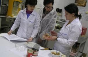 Белорусы не нашли мяса в смоленских мясных консервах