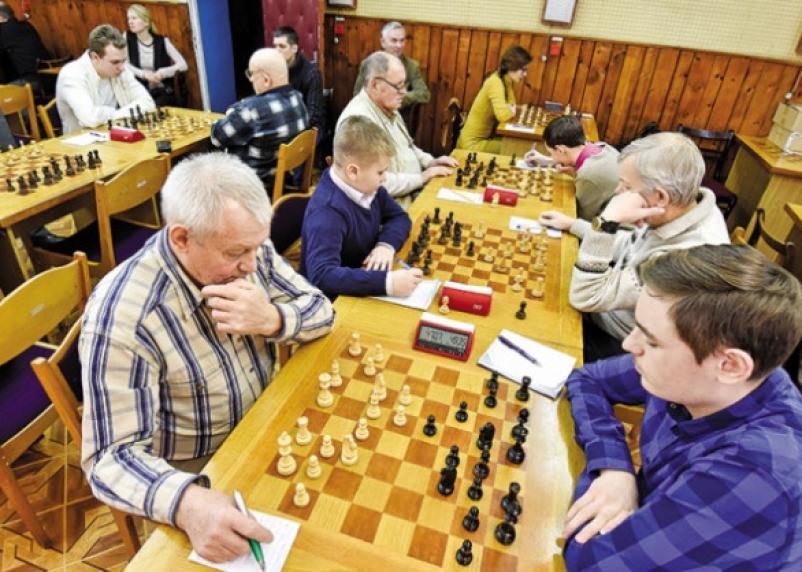 Смоляне примут участие в белорусском шахматном темпо-турнире