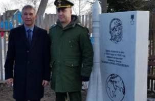 Челябинские мастера подарили Смоленщине памятник Юрию Гагарину