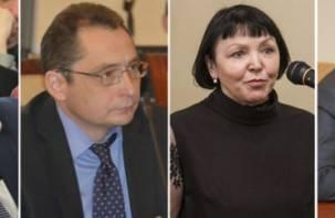 Печальные итоги работы «коллективного» мэра Смоленска