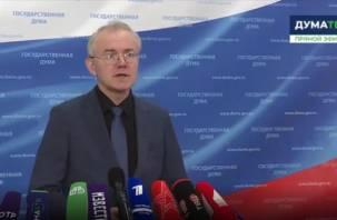 Олег Шеин отметил рост безработицы среди молодежи на Смоленщине