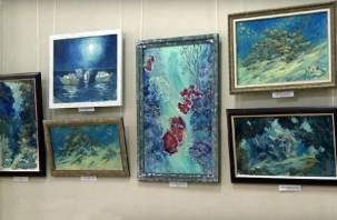 В Смоленске открылась уникальная выставка подводной живописи