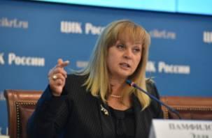 Глава Центризбиркома Элла Памфилова выступила за прямые выборы мэров