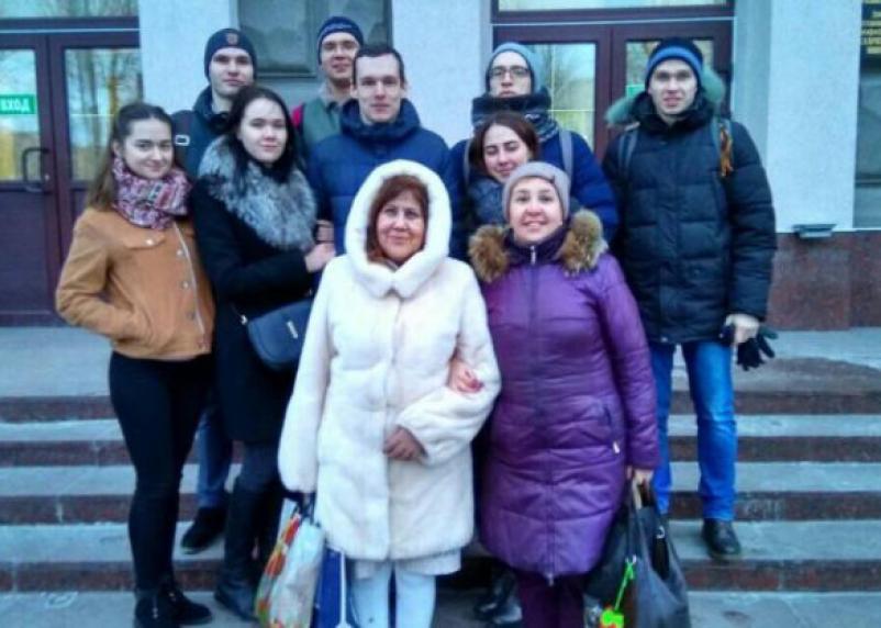 Смоленские студенты и преподаватели участвовали в белорусском фестивале науки