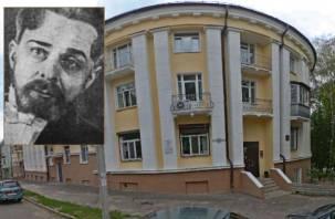 В Смоленске будет установлена мемориальная доска известному театральному актёру