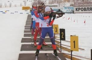 Смоленские биатлонистки – среди лучших на всероссийской спартакиаде