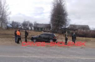 Автоледи сбила мальчика на велосипеде. Подробности ДТП в Смоленске