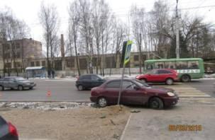 Подробности смертельного ДТП на Краснинском шоссе в Смоленске