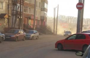 В каких регионах России самый грязный воздух