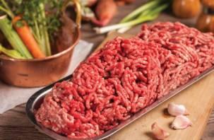 Опасный смоленский мясной фарш нашли в магазинах Ростовской области