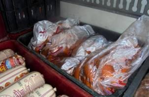 Россельхознадзор отправит в Беларусь колбасу, которая перевозилась с кормом для собак