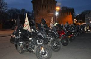 «Ночные волки» устроят мотофестиваль в центре Смоленска