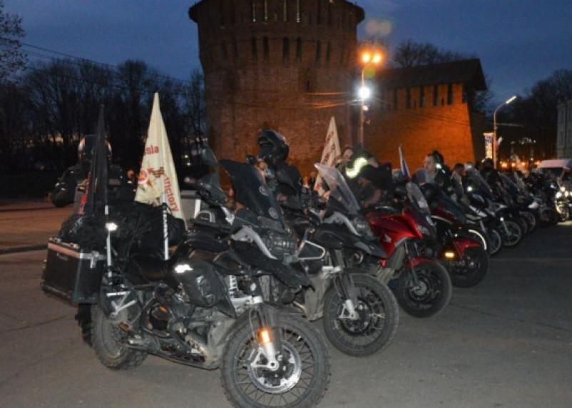 В Смоленск приедут Ночные волки