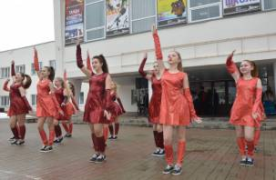 Крымская весна продолжает радовать смолян. Репортаж с концерта