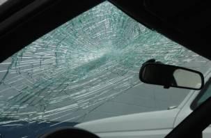 В Смоленском районе водитель сбил 5-летнего ребенка и пенсионера