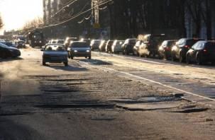 Два мира – два Шапиро. Почему в Калужской области дороги не убиты как на Смоленщине