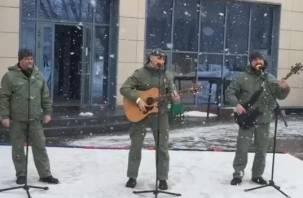 Смоляне присоединились к акции «Крымская весна» и устроили флэшмоб