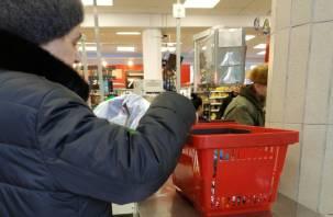 Смоленские пенсионеры не выживают на пенсию