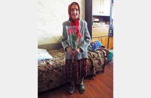 Маленькая хрупкая женщина. Смолянке исполнился 101 год