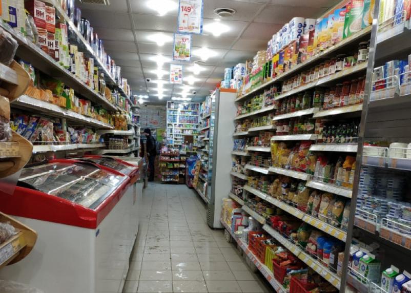 В Печерске ограбили сетевой магазин