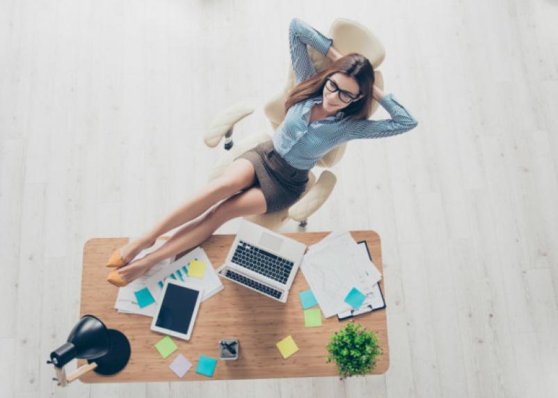 Самые ленивые и трудолюбивые. Мужчины работают больше, чем женщины