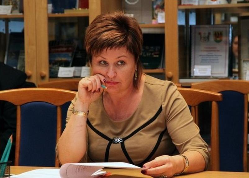 Тамару Максимчук делегируют в мэрию Смоленска курировать социальную сферу