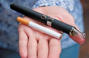 В России электронные сигареты хотят приравнять к обычным