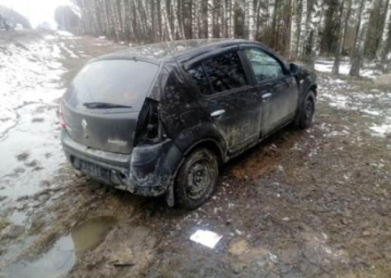 В Смоленской области в тройном ДТП с фурой пострадала водитель Рено
