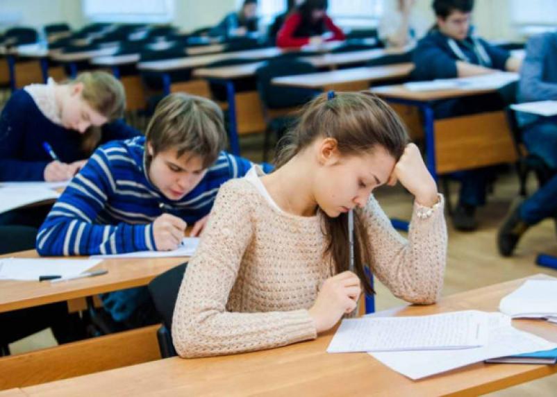 Опубликовали расписание экзаменов для выпускников школ