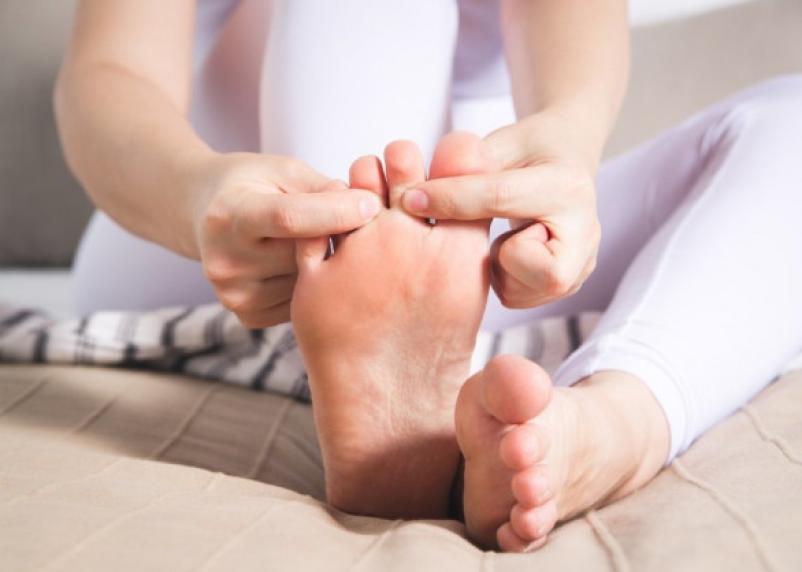Грозит ли вам сердечный приступ? Узнайте по своим ногам