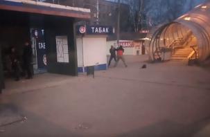 «Супербойня двух маргиналов в поселке РТС»