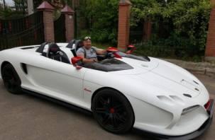 От Смоленска до Голливуда: история создания самодельных автомобилей Сергея Максименкова