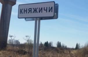 Загадки от администрации. «Золотые» дорожные знаки установили в Краснинском районе