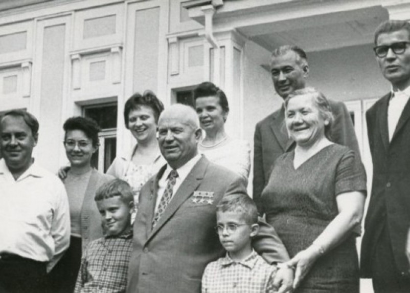 Семейный Хрущёв