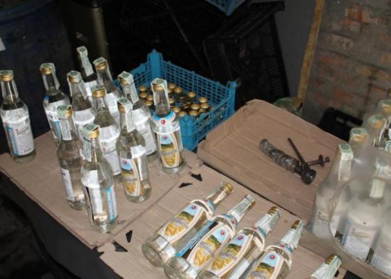 Треть водки в России оказалась нелегальной