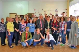 На Смоленщине побывала делегация из Швеции