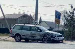 Пострадали три человека. Подробности серьезной аварии на Витебском шоссе