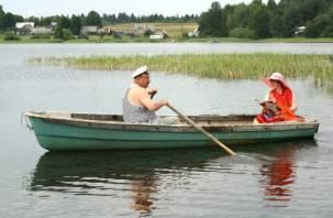 В России вводится налог на вёсельные лодки
