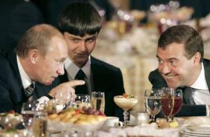 Кремлевский повар рассказал о любимых супах Путина и Медведева