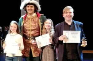 Смоленские школьники достойно выступили на международном фестивале-конкурсе