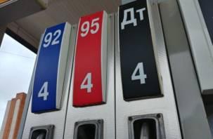 Медведев не усмотрел факторов для роста цен на топливо