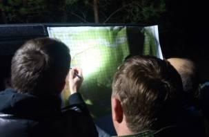 Завершены поиски мужчины со шрамом в Смоленской области