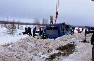 За смерть 7 человек смоленский водитель автобуса ответит в суде