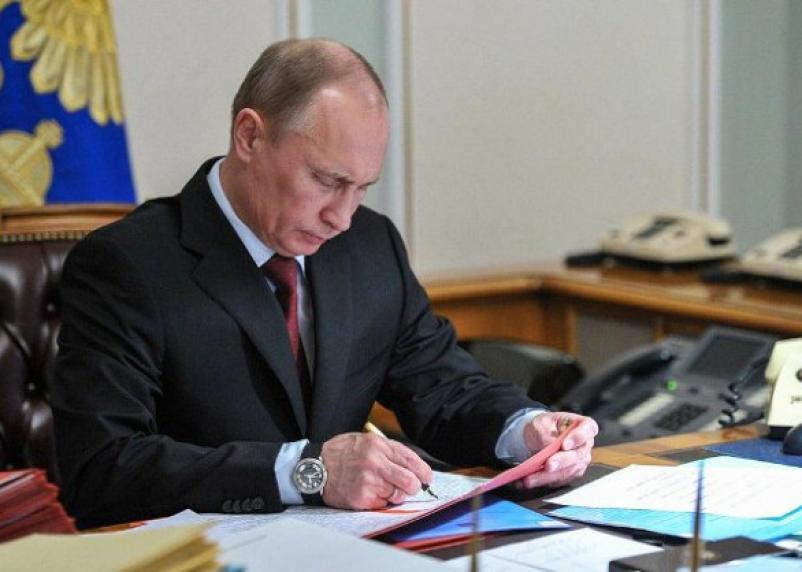 15 пунктов. Путин утвердил критерии оценки работы губернаторов