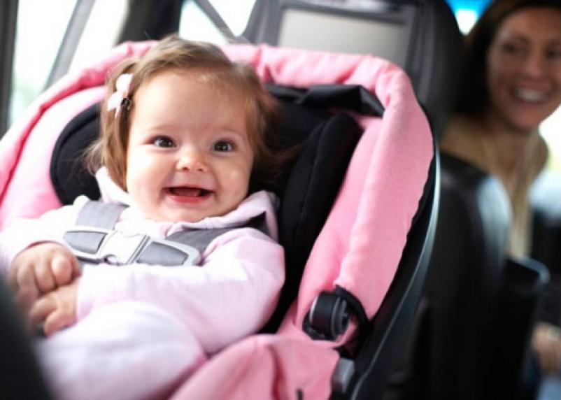 В ГИБДД предложили ограничить скорость при перевозке детей