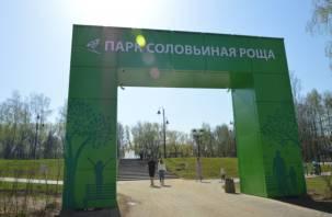 В Смоленске еще один парк обработают от клещей