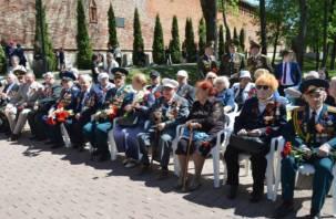 Сколько участников Великой Отечественной войны проживают на территории Смоленской области
