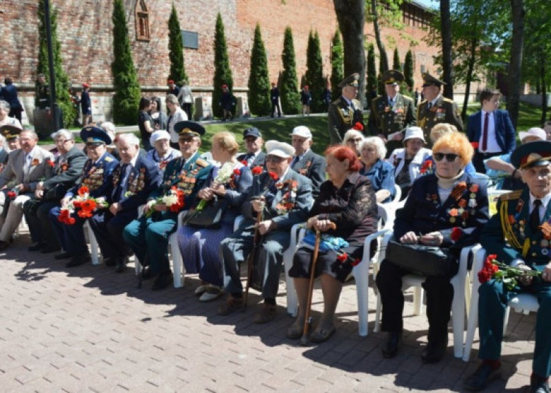 В Госдуму, Совфед и Минтруд поступило предложение освободить ветеранов ВОВ от оплаты за ЖКУ