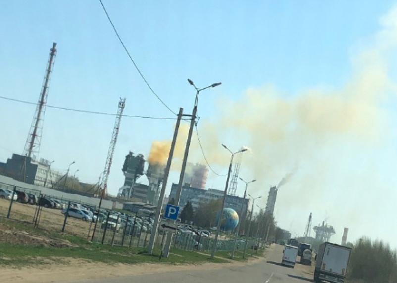 Угрозы взрыва нет. Стали известны подробности возгорания на ПАО «Дорогобуж»