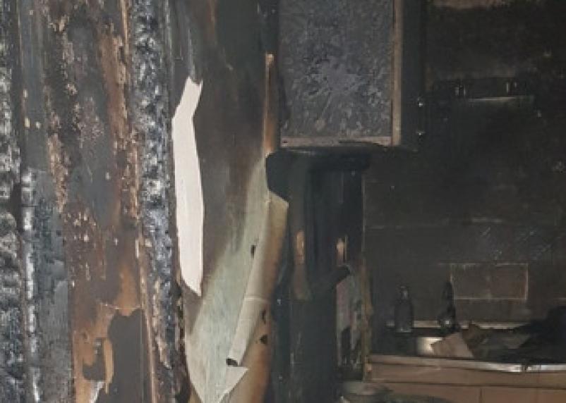 Снова Гагарин. Из горящей многоэтажки спасли 40 человек